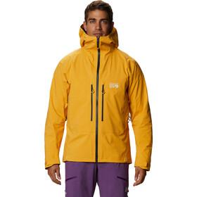 Mountain Hardwear Exposure/2 Gore-Tex Pro Veste Homme, gold hour
